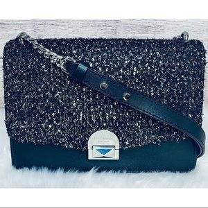 NWT Kate Spade Neve Sparkle Tinsel Shoulder Bag 💎